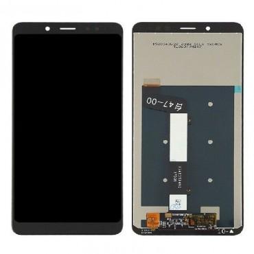 Pantalla completa Xiaomi Redmi Note 5 Pro/ Note 5 Dual Camera Negro