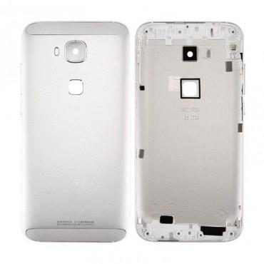 Tapa traseira Huawei Ascend G8 Plata