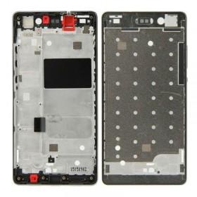 Chasis intermedio de pantalla Huawei Ascend P8 Lite Negro