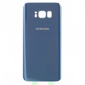 Tapa trasera Samsung Galaxy S8 Plus Azul