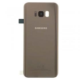 Tapa trasera Samsung Galaxy S8 Plus Oro