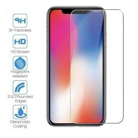 Protector ecrã cristal templado iPhone Xr