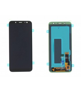 Pantalla completa Samsung Glaxy J6 (2018) SM-J600F Negro