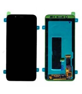 Pantalla completa Samsung Galaxy J6 (2018) SM-J600F Negro