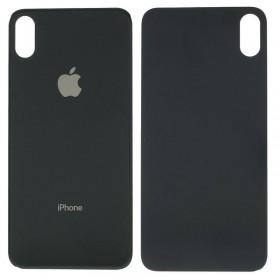 Tapa trasera iPhone Xs Negro