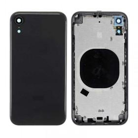 Chasis intermedio con tapa trasera iPhone Xs negro