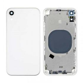 Chasis intermedio con tapa trasera iPhone Xs Blanco