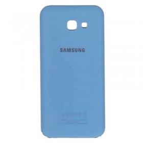 Tapa trasera Samsung A5 2017 A520F Azul