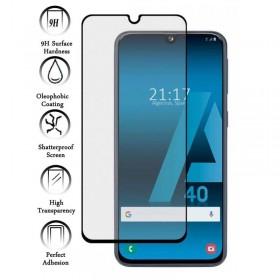 Protector pantalla cristal templado 3D Samsung Galaxy A40