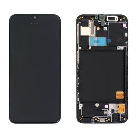 Ecrã completa original Samsung A405F/DS Galaxy A40 Preto