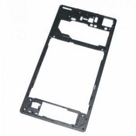 Chasis/ carcaça traseira Sony Xperia Z1 L39H Preto