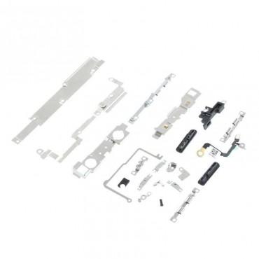 Set piezas metalicas iPhone X