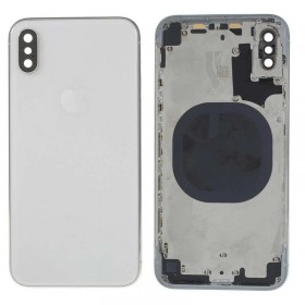 Chasis carcasa iPhone X Blanco