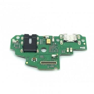 Modulo conector de carga y micro Huawei P Smart