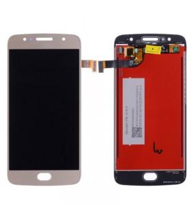 Pantalla completa Motorola Moto G5S Oro