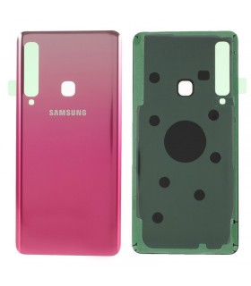 Tapa trasera Samsung Galaxy A9 A920 Oro rosa