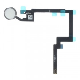 Flex Boton home Ipad Mini 3 Plata