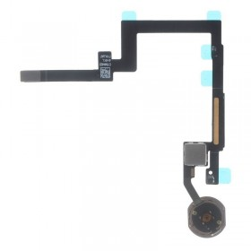 Flex Boton home Ipad Mini 3 Negro