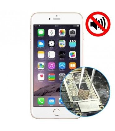 Reparacion chip de sonido iPhone 7