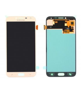 Pantalla completa (digitalizador+ display/pantalla LCD) Dorada para Samsung Galaxy J4 2018, J400F