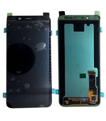Pantalla Completa Samsung Galaxy A6 2018 plus A605f Negra