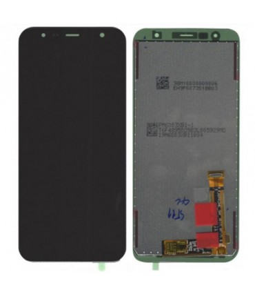 Ecrã completa original Samsung Galaxy J4 Plus J415F/ J6 Plus J610F Preto