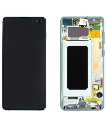 Pantalla completa Samsung Galaxy S10 Plus G975 Verde