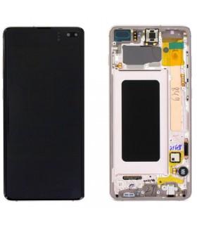 Pantalla completa Samsung Galaxy S10 Plus G975 Blanco