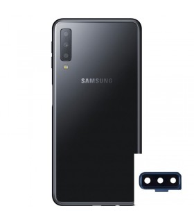 Reparacion lente Camara trasera Samsung Galaxy A7 2018 A750