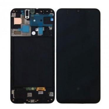 Pantalla completa Samsung A50 A505 Negro