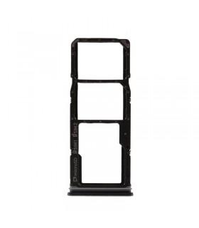 Bandeja Dual SIM Micro SD Samsung Galaxy A9 2018 A920 Negro