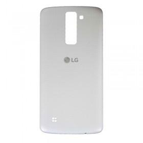 Tapa trasera LG K8 K350N Blanco