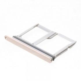 Bandeja SIM Micro SD LG G6 Oro Rosa
