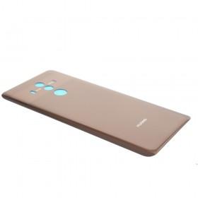 Tapa trasera Huawei Mate 10 Pro Oro Moca Oro
