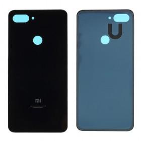 Tapa trasera Xiaomi Mi 8 Lite Negro