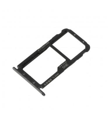 Bandeja Dual SIM Micro SD Huawei Mate 20 Lite Negra