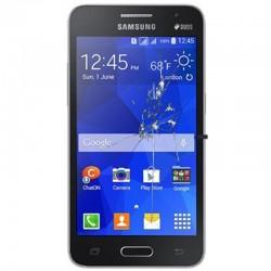 Reparacion Pantalla (solo cristal) Samsung Galaxy Core 2