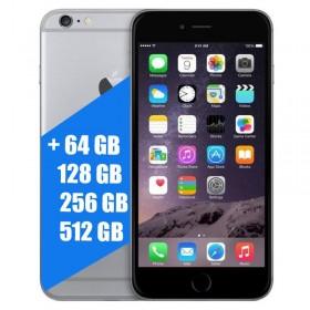 Ampliar memoria iphone 6S