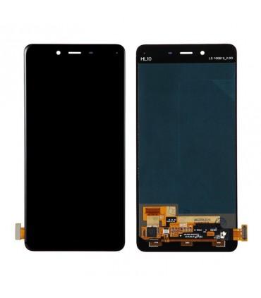 Pantalla completa (LCD/display , digitalizador/tactil) negra para Oneplus X