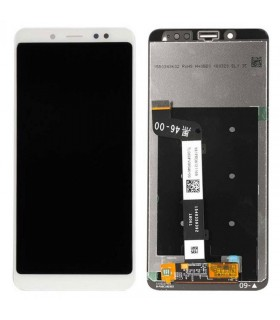 Ecrã completa Xiaomi Redmi Note 5/ Redmi 5 Plus branca
