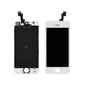Ecrã completa iPhone SE em cor branca