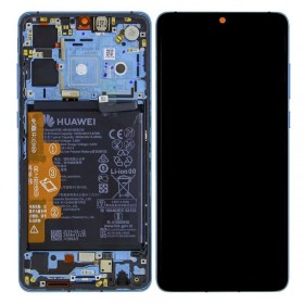 Pantalla completa Huawei P30 Azul