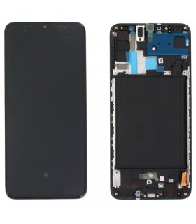 Pantalla completa Samsung Galaxy A70 A705 Negro