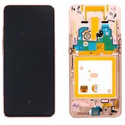 Pantalla completa original Samsung Galaxy A80 A805 Oro