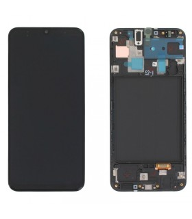 Pantalla original Samsung Galaxy A30 A305 Negro