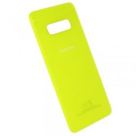 Tapa trasera Samsung Galaxy S10e (SM-G970F/DS) Amarillo
