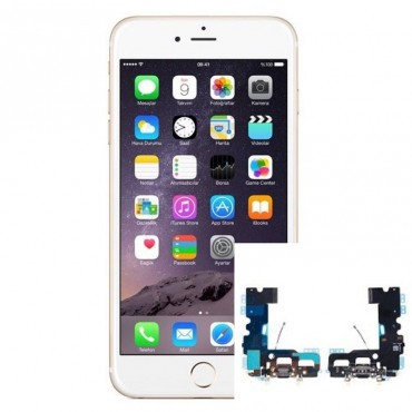 Reparacion Conector de carga iPhone 7