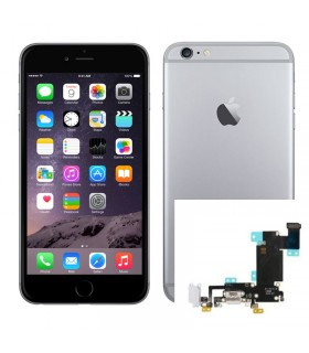 Reparacion Conector de carga iPhone 6s Plus