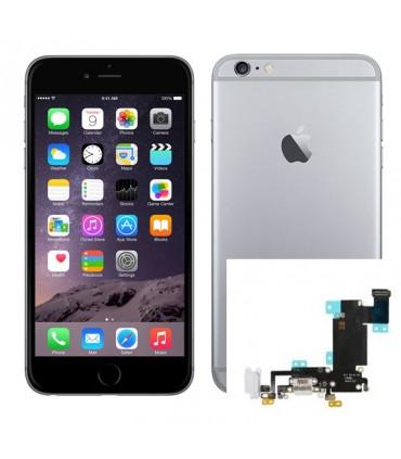 Reparacion Conector de carga iPhone 6s Plus