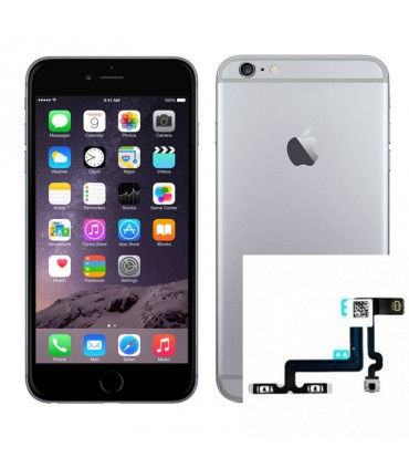 Reparacion botones volumen iPhone 6s Plus